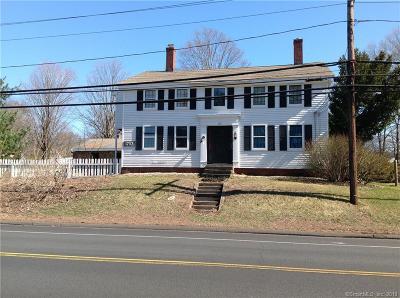 Farmington Single Family Home For Sale: 333/8788 Scott Swamp Road
