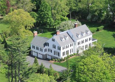 Ridgefield Single Family Home For Sale: 72 High Ridge Avenue