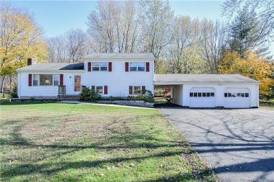 North Branford Single Family Home For Sale: 15 Meadow Lark Lane East