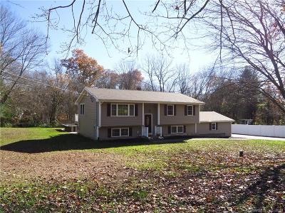 Wallingford Single Family Home For Sale: 970 Clintonville Road