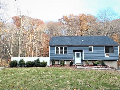 Danbury Single Family Home For Sale: 8 Capitola Road