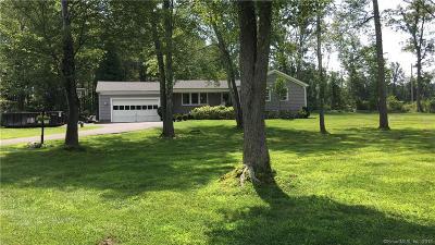 Ridgefield Single Family Home For Sale: 57 Benson Road