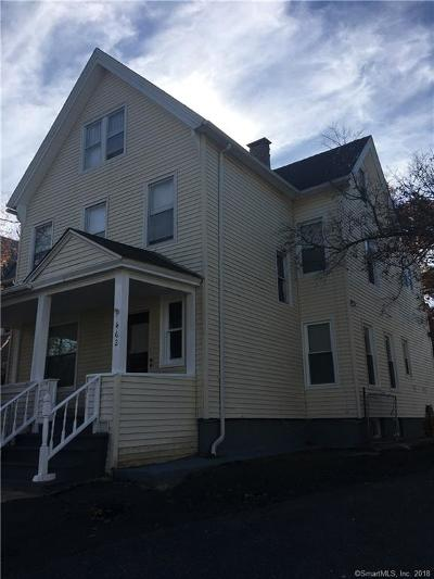 West Haven Multi Family Home For Sale: 462 1st Avenue