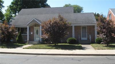 East Haven Single Family Home For Sale: 176 Tyler Street
