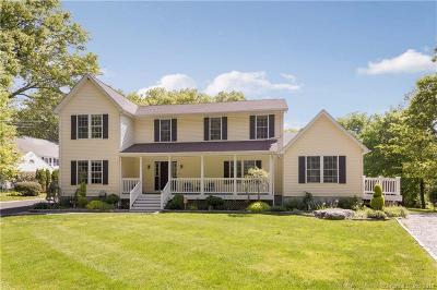 Norwalk CT Single Family Home For Sale: $685,000