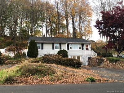 Meriden Single Family Home For Sale: 33 Allen Avenue