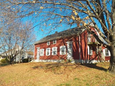 Windham County Multi Family Home For Sale: 54-58 South Chestnut Street South
