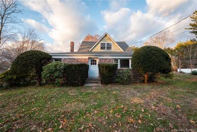 Stamford Single Family Home For Sale: 146 Vine Road