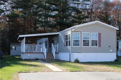 Windham County Single Family Home For Sale: 83 Lions Way