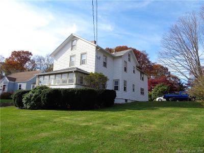 Branford Multi Family Home For Sale: 68 Chestnut Street