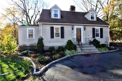 Trumbull Single Family Home For Sale: 1923 Huntington Turnpike