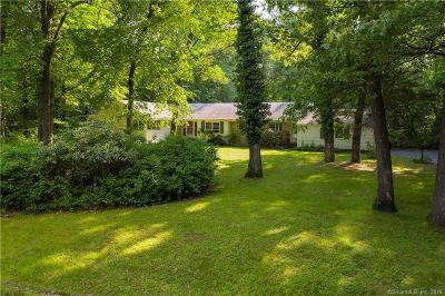 Darien Single Family Home For Sale: 11 Shady Acres Road
