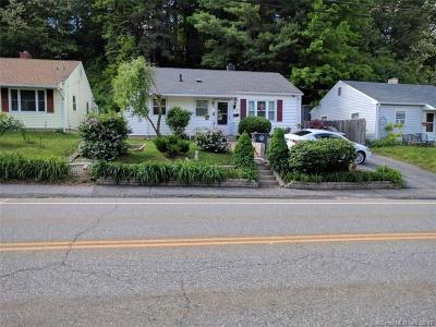 Torrington Single Family Home For Sale: 316 New Litchfield Street