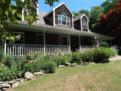 Stonington Single Family Home For Sale: 60 High Ridge Drive
