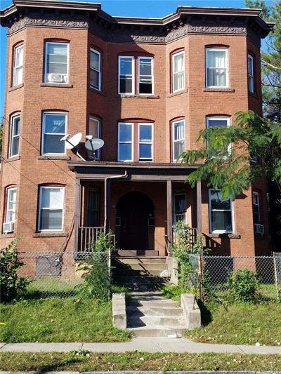 Hartford Multi Family Home For Sale: 168 Bond Street