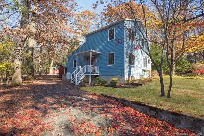 Danbury Single Family Home For Sale: 5 Arthur Street