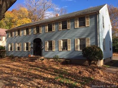 New Haven Condo/Townhouse For Sale: 1225 Ella T Grasso Boulevard #C