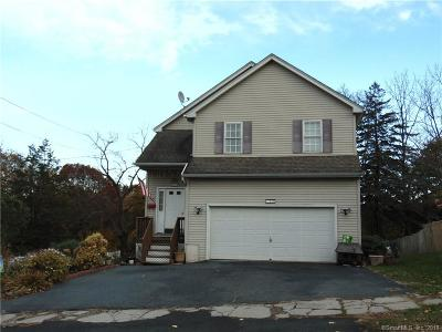 Meriden Single Family Home For Sale: 100 Dexter
