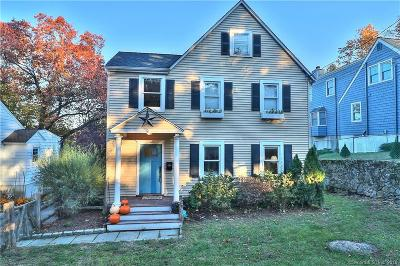 Stamford Single Family Home For Sale: 9 Palmer Street