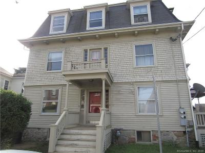 New London Single Family Home For Sale: 78 Washington Street