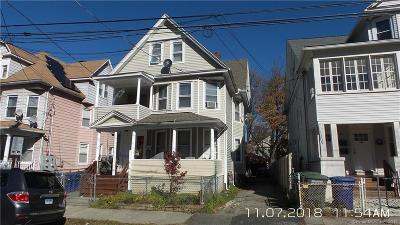 Bridgeport Multi Family Home For Sale: 130-132 Poplar Street