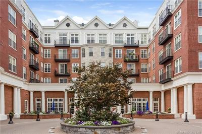 West Hartford Condo/Townhouse For Sale: 85 Memorial Road #407