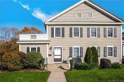 West Hartford Condo/Townhouse For Sale: 576 Mountain Road #A