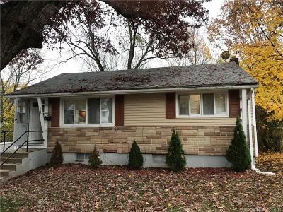 New Britain Single Family Home For Sale: 256 Alexander Road