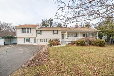 Wolcott Single Family Home For Sale: 226 Beach Road