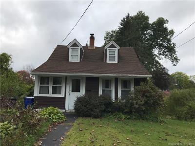 Torrington CT Single Family Home For Sale: $139,900