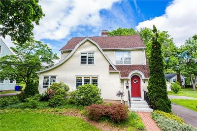Wethersfield Single Family Home For Sale: 127 Griswold Road
