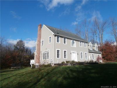 Winchester Single Family Home For Sale: 450 Platt Hill Road
