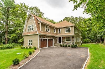 Stamford Single Family Home For Sale: 232 Roxbury Road
