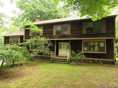 Trumbull Single Family Home For Sale: 160 Teller Road