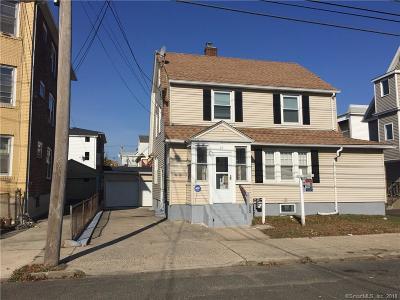 Bridgeport Single Family Home For Sale: 22 Morgan Avenue