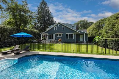 Fairfield County Single Family Home For Sale: 35 Indian Field Road