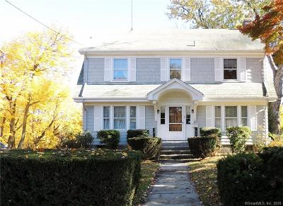 Fairfield County Single Family Home For Sale: 43 Field Street