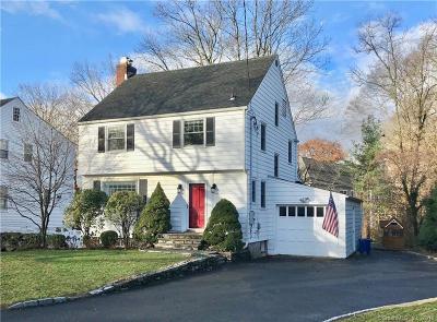 Fairfield County Single Family Home For Sale: 15 Oak Park Avenue