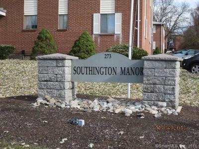 Southington Condo/Townhouse For Sale: 273 Queen Street #9-A