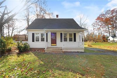 Torrington CT Single Family Home For Sale: $159,900