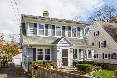 Norwalk CT Single Family Home For Sale: $499,000