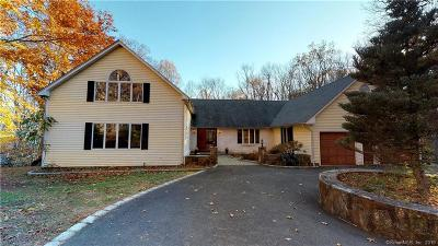 Easton Single Family Home For Sale: 45 Wyldewood Road