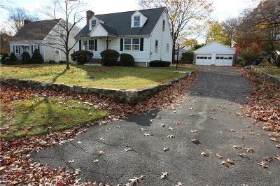 Stamford CT Single Family Home For Sale: $449,000