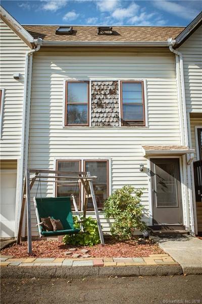 New Haven Condo/Townhouse For Sale: 114 Lexington Avenue #E