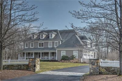 Ridgefield CT Single Family Home For Sale: $1,269,000