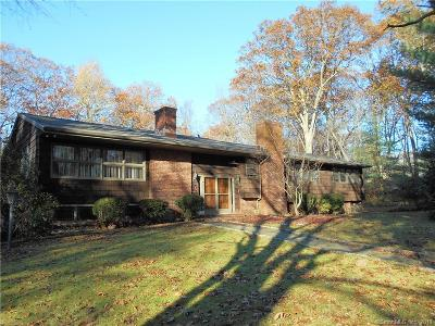 Fairfield County Single Family Home For Sale: 40 Roosevelt Forest Drive
