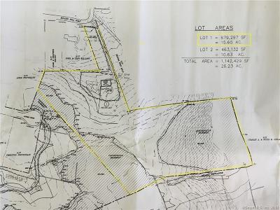 Residential Lots & Land For Sale: 134 Mullen Hill Road