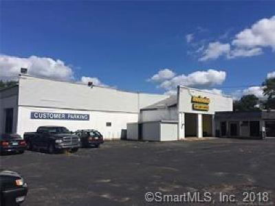 Commercial Lease For Lease: 493 Norwich Avenue