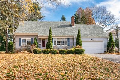 Wethersfield Single Family Home For Sale: 32 Randy Lane