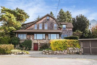 Groton Single Family Home For Sale: 7 & 9 Cross Street